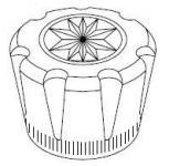 48040 47 serie håndhjul damixa