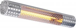 m2 16 til op dækker sølv-hvid varmelampe pro carbon 2000 wishco
