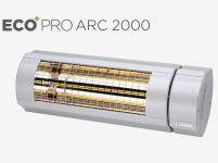 model 2019 forbedret ny titanium - varmeregulering trinløs med arc pro 2000eco solamagic