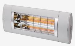 model 2019 forbedret ny titanium - 14m2 til op varmelampe 1400 premium solamagic