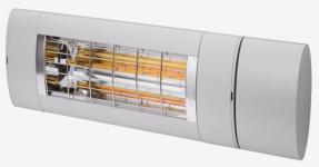 model 2019 forbedret ny titanium - 17m2 til op varmelampe 2000 arc premium solamagic