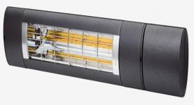 model 2019 forbedret ny antracite - 17m2 til op varmelampe 2000 arc premium solamagic