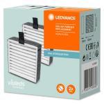 luftrenser hepa uvc ledavance til pak 2 filtre nye