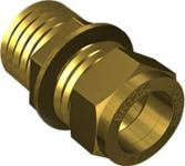 2 1 x mm 15 overgangsnippel kompression