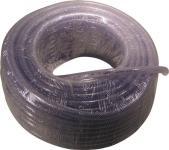transparent 1 armeret slange pvc