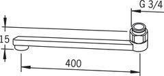 400mm d-tud oras