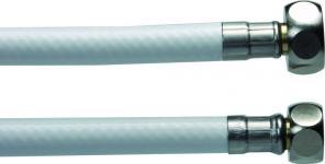 mm 400 2 1 x 8 3 hvid pvc tilslutningsslange