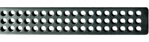 Unidrain rist L700mm Classic design. Unidrain 1601