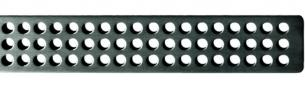 Unidrain rist L800mm Classic design. Unidrain 1601