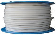 100m hvid 75 2x0 pklf flad