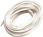 mtr 10 hvid mm 7 2x0 ringledning