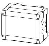 Image of   Tilb.boks 4m Fri Bestykning