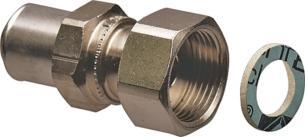 radiatorsystemer og brugsvand- og gulvvarme- til 4 16-3 omløber m kob prs mlc