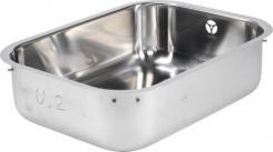 strainer m planlimmet 540x400mm køkkenvask a480 juvel