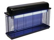 timer 1000-2000 til op brændetid - brug udendørs til - 230v - 15w x 2 - insektdræber elektrisk