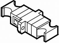 Image of   Fiberadapter Sc Mm Simplex 1 Stk