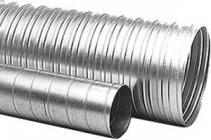 spiorør - mtr 2 - mm ø100 ventilationsrør