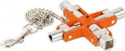 en i nøgler 9 skaktnøgle universal bahco