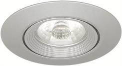 Image of   Downlight MD-69, LED, 6W, Silver, IP21