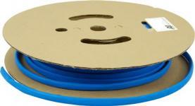 spole meter 30 længde blå 3mm 9 lim uden krympeslange