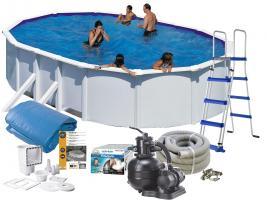 pools oval