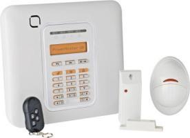 alarmsystem tyverialarm
