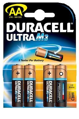 plus ultra duracell