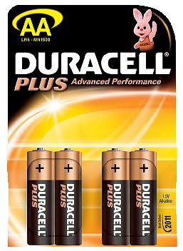 plus duracell